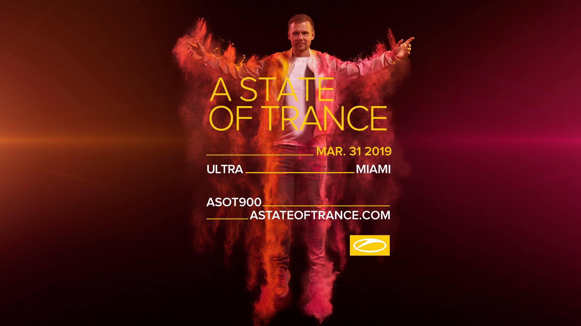 ASOT confirma el cartel del Ultra Music Festival de Miami