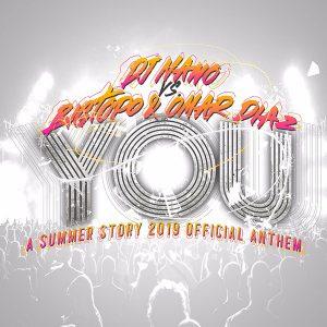 DJ Nano colabora junto a Bigtopo y Omar Díaz en el Anthem oficial de A Summer Story