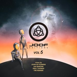 "John 00 Fleming, Gai Barone, Paul Thomas y Tim Penner presentan ""J00F Editions Vol. 5"""