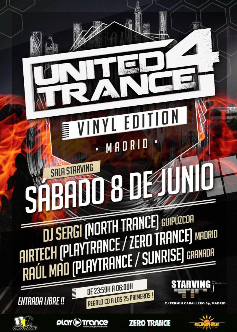 United4Trance Vinyl Edition