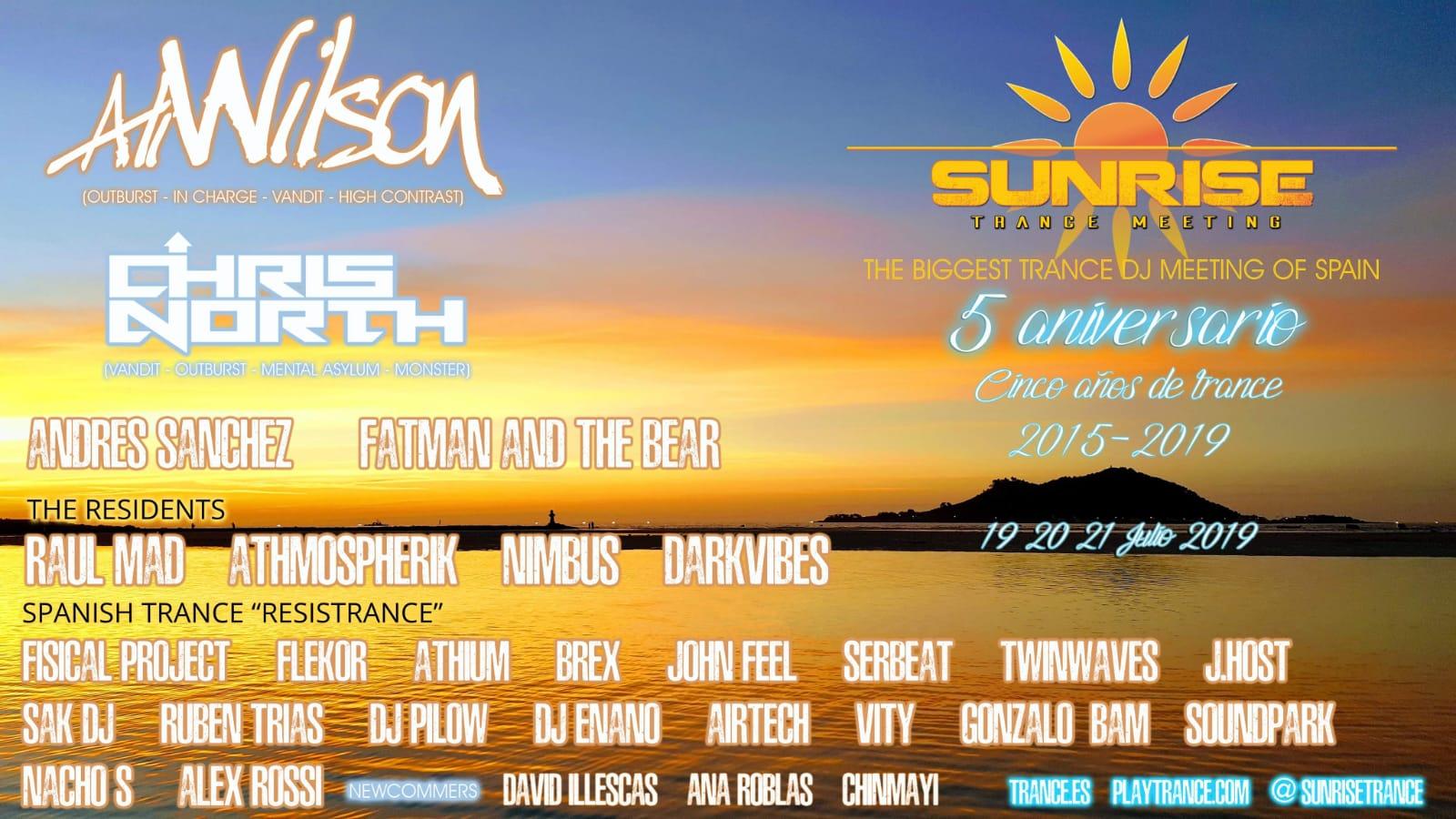 5 años de Sunrise: La reunión trancera hecha referente