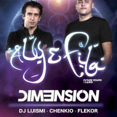 Vuelve Harmony Trance con Aly & Fila y Dim3nsion en LAB Madrid