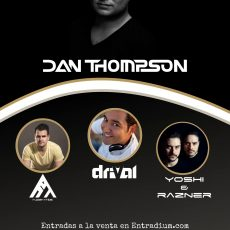 Trance on Air abre temporada con Dan Thompson