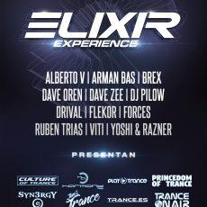 Elixir Experience reúne a la escena nacional en una noche única