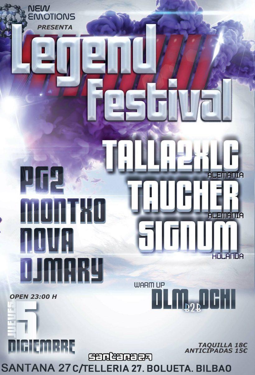 Legend Festival 3