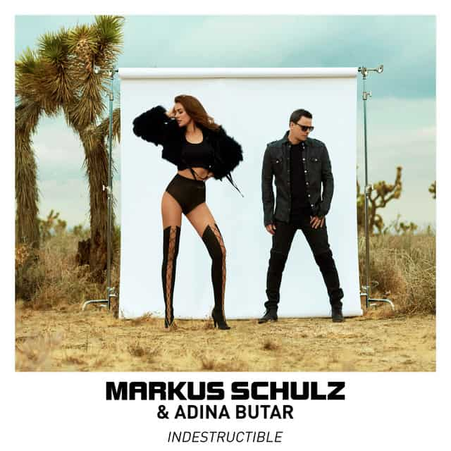 Markus Schulz Adina Butar Indestructible