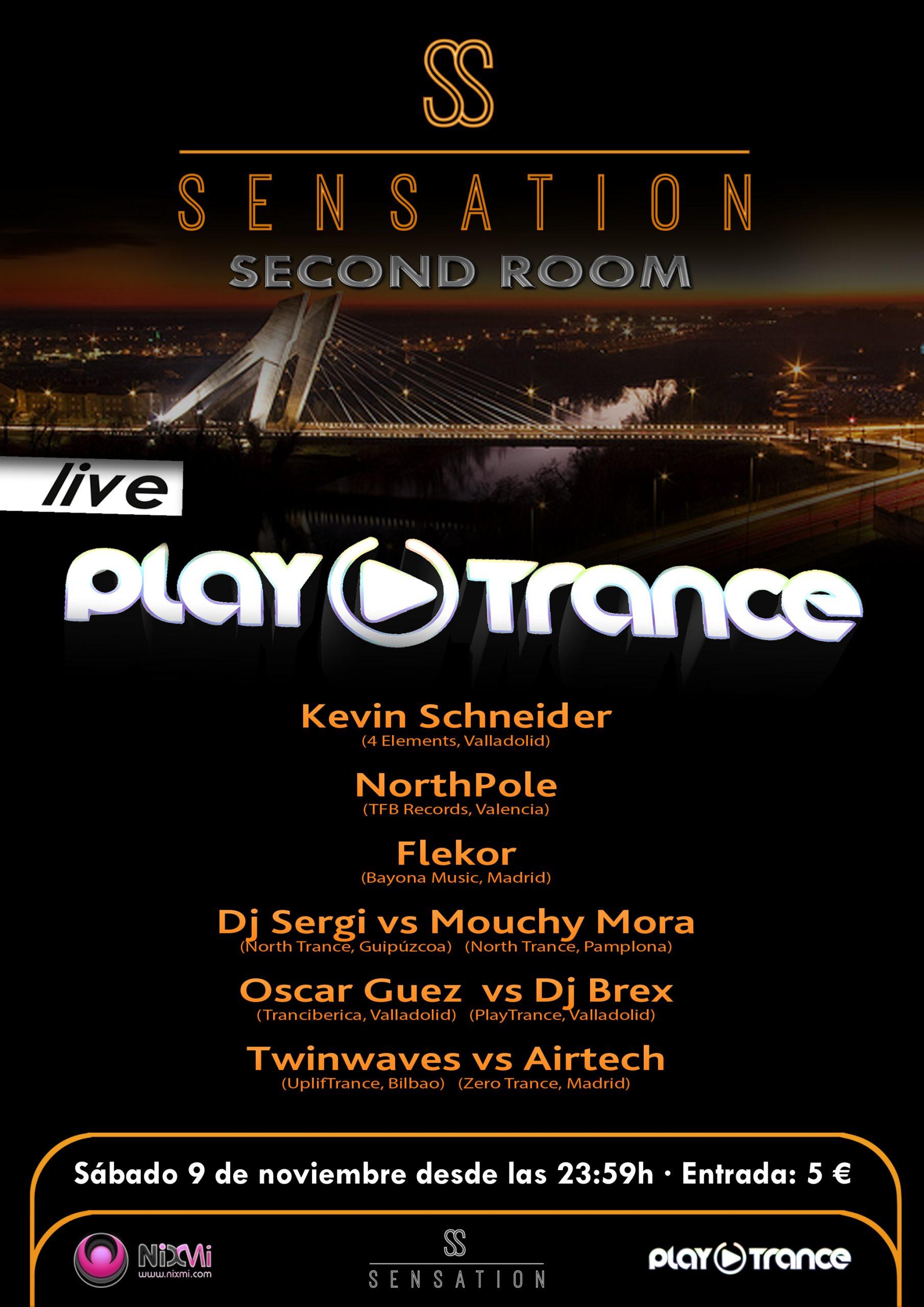 PlayTrance Live 1