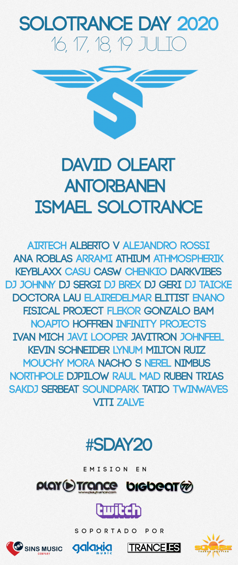Solotrance Day 2020