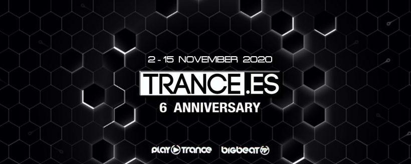Trance.es 6 Anniversary Banner
