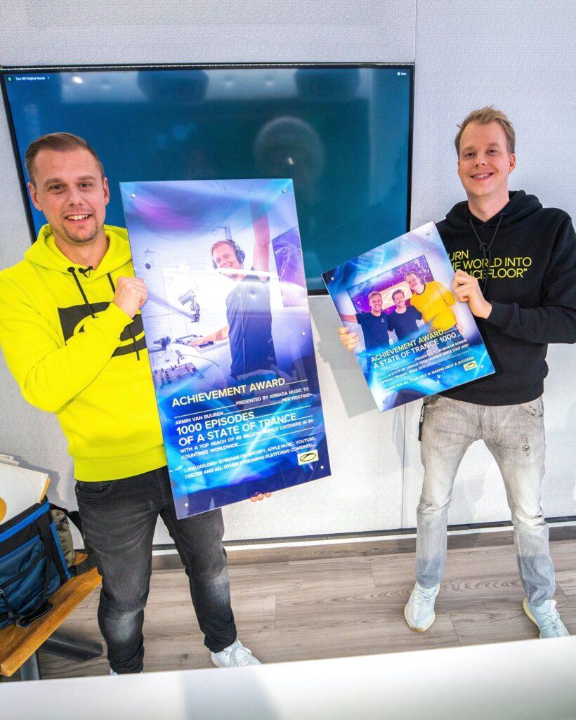 Armin van Buuren & Ruben de Ronde