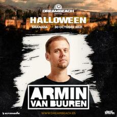 Dreambeach Granada confirma a Armin van Buuren para su edición de Halloween